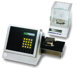Automated Tablet Tester